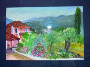 Одна из картин Лилии Баишевой