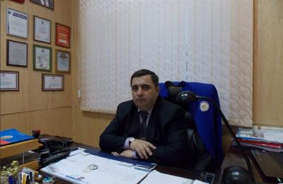 Директор Учебно-спортивного центра ДОСААФ России ЮАО города Москвы Карельский Сергей Николаевич