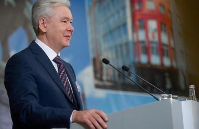 Собянин рассказал о росте столичной экономики