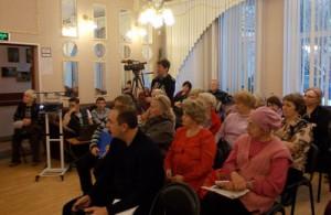 В районе Чертаново Северное состоятся публичные слушания