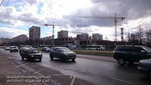 Улица в районе Чертаново Северное