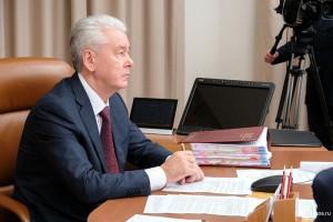 Сергей Собянин рассказал о благоустройстве столицы в 2017 году