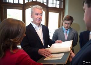 Сергей Собянин рассказал о реставрации памятников архитектуры