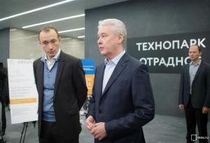 Собянин рассказал об открытии нового корпуса технопарка