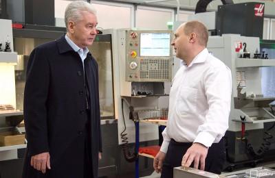 Сергей Собянин рассказал о развитии технопарков Москвы