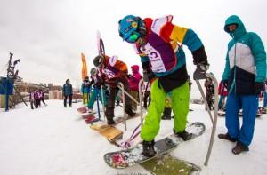 """В спортивном клубе """"Кант"""" научат кататься на сноуборде"""