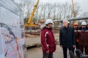 Сергей Собянин рассказал о строительстве Третьего пересадочного контура