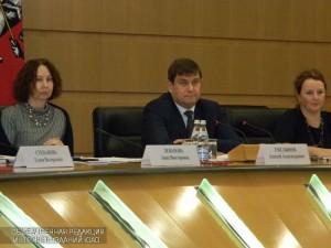 Глава Департамента культурного наследия Москвы Алексей Емельянов