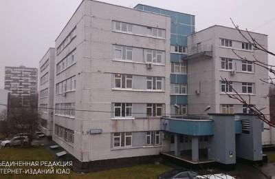 Поликлиника в районе Чертаново Северное