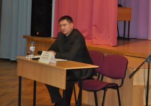 Исполняющий обязанности главы управы Александр Демин