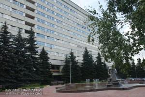 Городская больница имени Буянова в ЮАО