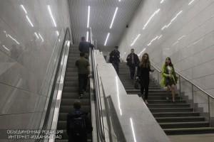 Станция МЦК в ЮАО