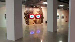 """Выставка """"Ехал Грека через реку"""" в галерее """"Загорье"""""""