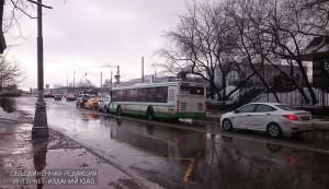 Сумская улица в районе Чертаново Северное
