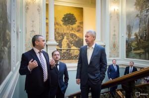 Сергей Собянин рассказал о развитии реставрации культурных памятников
