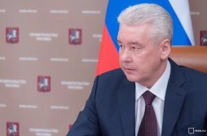 Сергей Собянин рассказал о благоустройстве Москвы в 2017 году