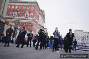 Шествие Мы едины! в Москве собрало более 80 тысяч человек