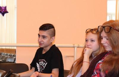 Одна из встреч в рамках проекта «Субботы активиста»