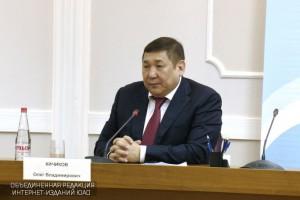 Начальник Государственной жилищной инспекции Москвы Олег Кичиков