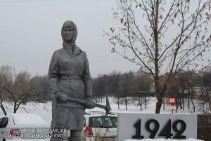 Памятник женщинам в ЮАО