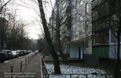 Жилой дом в районе