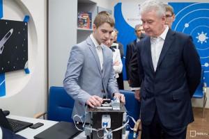 Сергей Собянин рассказал о создании детских технопарков