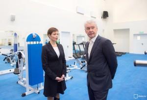 Сергей Собянин рассказал о развитии спорта в Москве