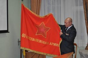 Председатель патриотического объединения «Панджшер» Валерий Смирнов