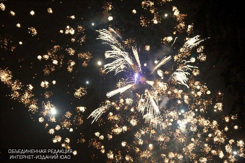Для запуска новогодних фейерверков врайоне Орехово-Борисово Северное организуют одну площадку
