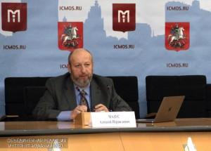 специалист по проблемам ВИЧ-инфекции Департамента здравоохранения столицы Алексей Мазус