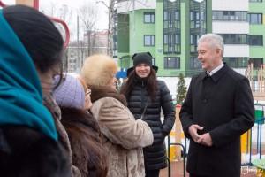 Сергей Собянин рассказал о сносе ветхого жилья в Москве