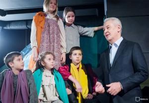 Сергей Собянин рассказал о росте возможностей для детского творчества в столице