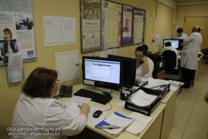 База электронных анализов заработала в медицинских учреждениях района Чертаново Северное