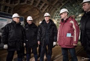 Сергей Собянин рассказал о строительстве столичной подземки