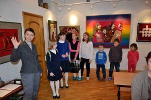 Выставка в Центре культуры и спорта
