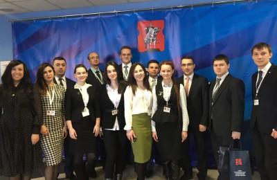 Съезд Совета муниципальных образований Москвы