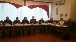 Внеочередное заседание депутатов района Чертаново Северное