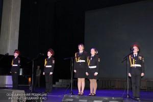 Концерт к 23 февраля в ЮАО