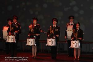 Празднование Дня защитника Отечества в ЮАО