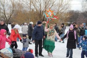 Масленица в Коломенском в 2016 году