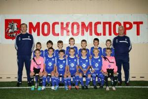 Ученики футбольной школы 2006 года рождения