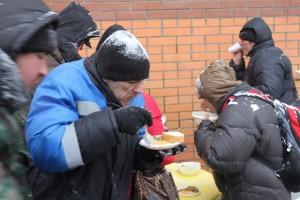 В районе Чертаново Северное работает пункт помощи нуждающимся