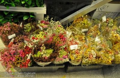 """В переходе станции """"Чертановская"""" будут торговать цветами, едой, вещами и многим другим"""