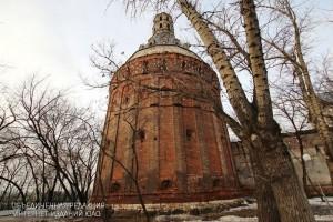 Симонов монастырь в Даниловском районе