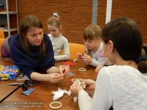 Жители района смогут посетить мастер-класс по поделке
