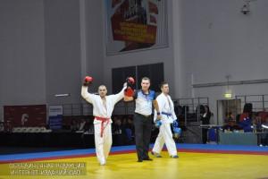 Финал Кубка России по рукопашному бою состоялся в районе Чертаново Северное