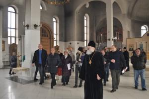 Выездная встреча по храмам Чертанова