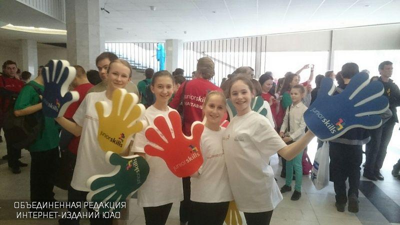 Свыше 400 школьников участвовали в заключительном этапе Регионального чемпионата JuniorSkills