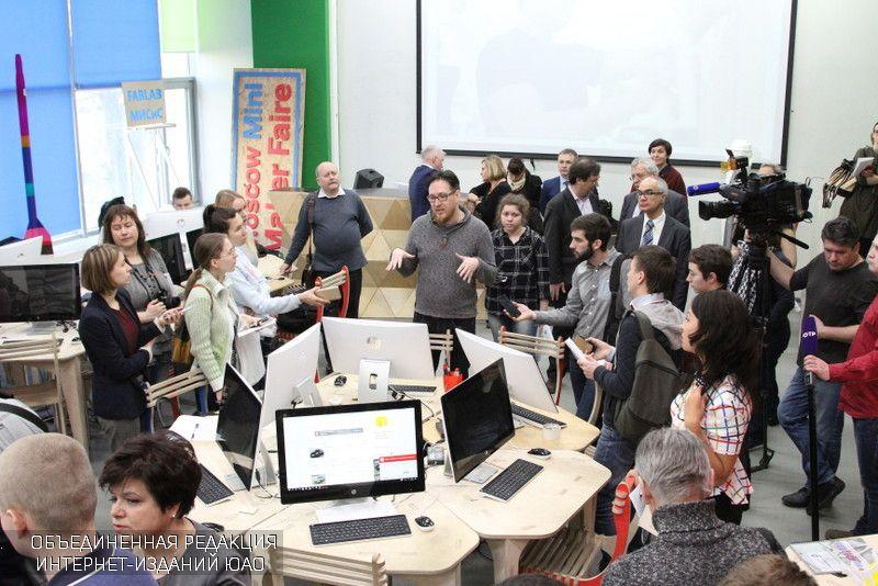 Конфеты за«лайки»: В столице поведали ошкольных технологиях будущего