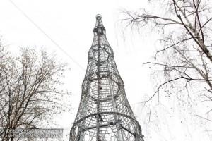 Шуховская башня в ЮАО